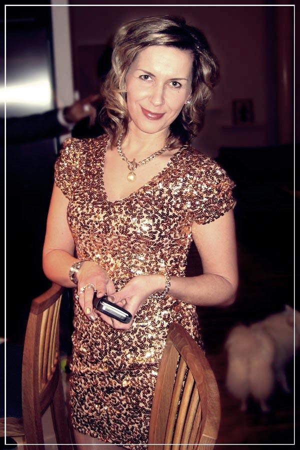 Glitter Anna