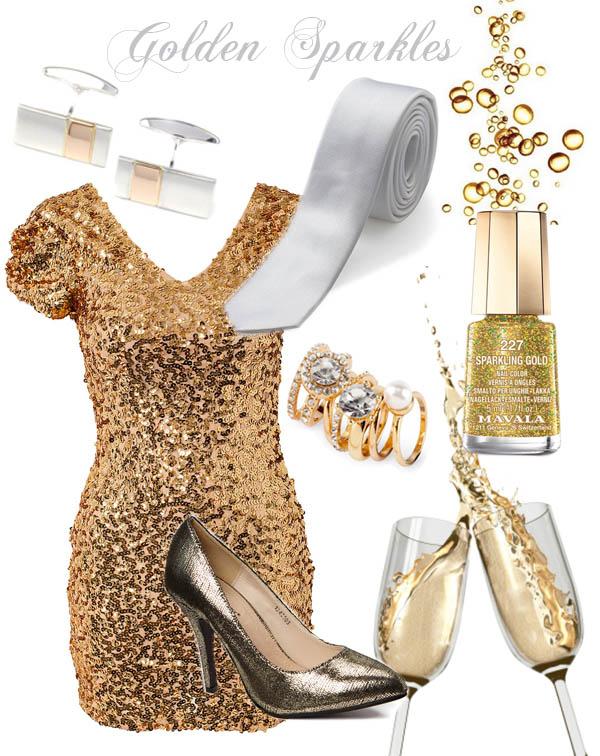 Glitter Collage