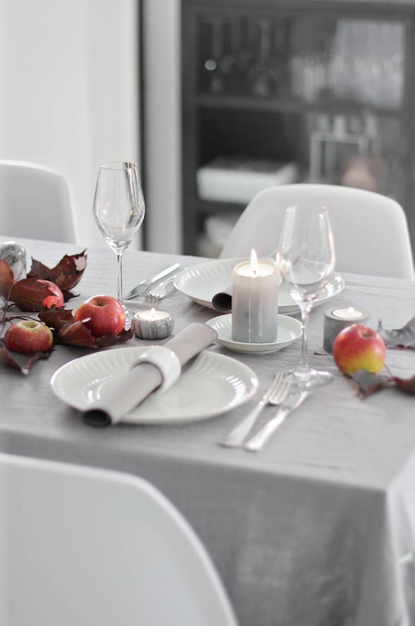 Tablesetting-fall Stylizimo