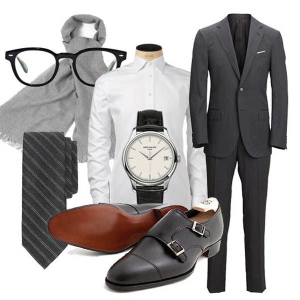MAnolo Shades of Grey