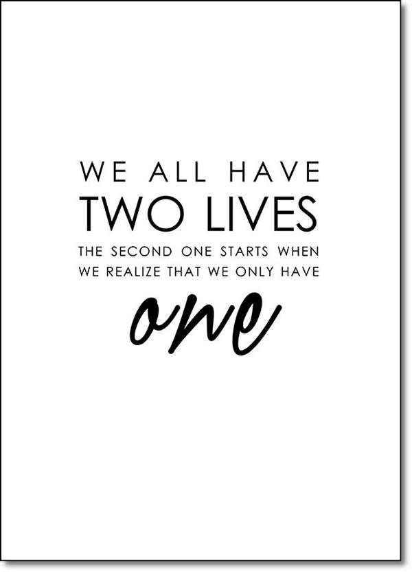 One life LITEN