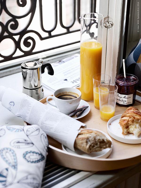 Ikea Frukost