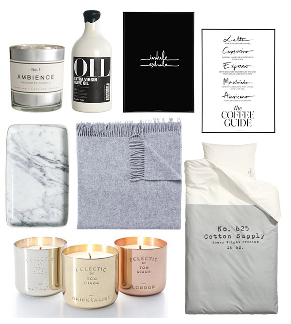 Gift tips interior