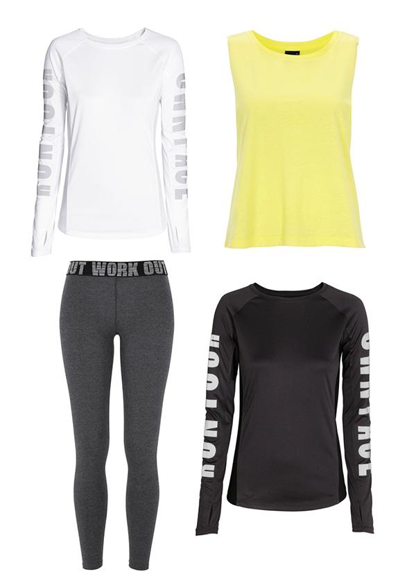 Sportkläder Vår 16
